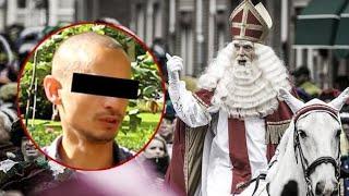 Deze gek wilde Sinterklaas vermoorden