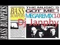 BASS BUMPERS The Musics Got Me 2018 Megaremix 1 0 Dj Janphy mp3