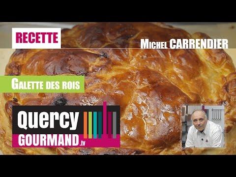 Recette : GALETTE DES ROIS – quercygourmand.tv
