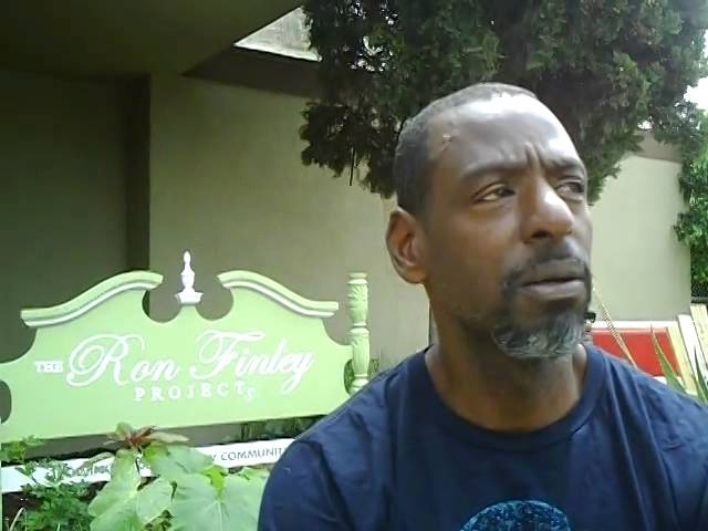 Ron Finley on the (horti) cultural revolution he's growing in Los Angeles...