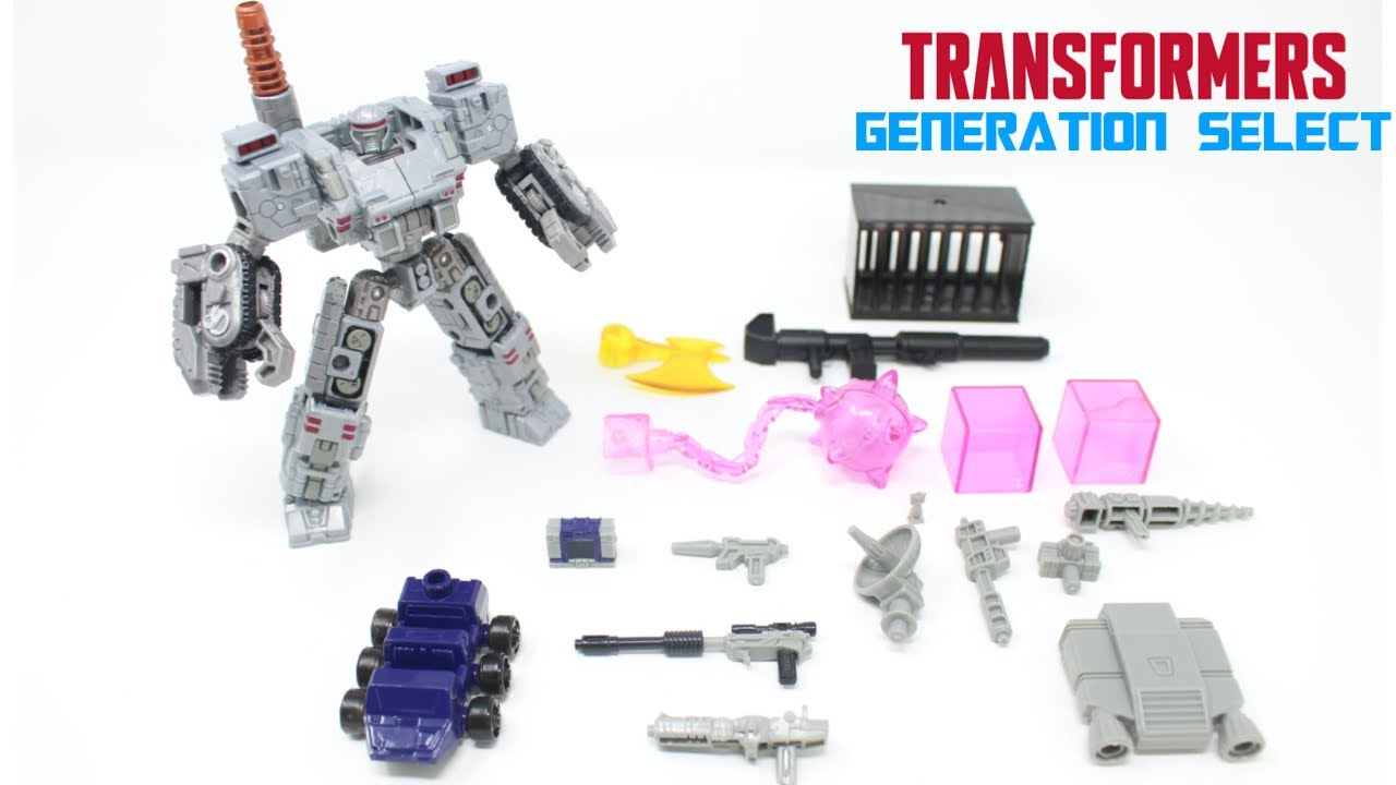Transformers Centurion Drone Weaponizer Pack Review by PrimeVsPrime