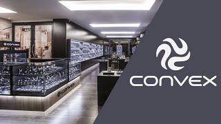 Conheça a Franquia Convex