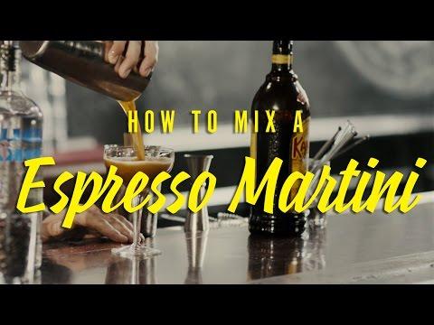 How to make the perfect espresso martini at home
