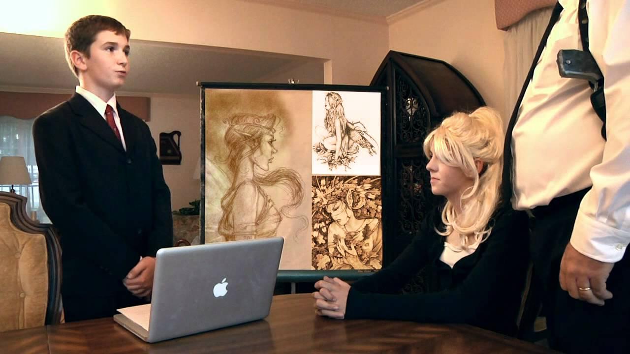 Artemis Fowl Movie Trailer Youtube