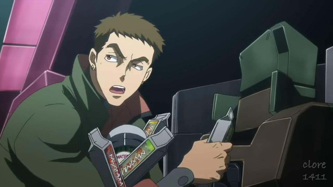 シノ オルフェンズ 機動戦士ガンダム 鉄血のオルフェンズ(鉄オル)の名言・名セリフまとめ