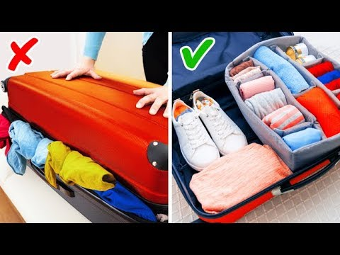 [VIDEO] – 33 TRAVEL HACKS THAT CAN SAVE YOU A TON OF MONEY AND TIME