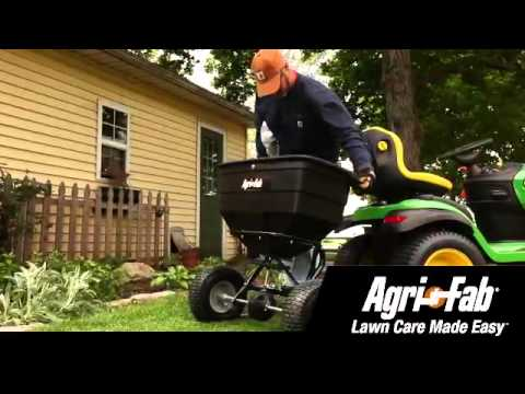 Agri-Fab UTV / ATV Tow Broadcast Spreader | Blain's Farm & Fleet
