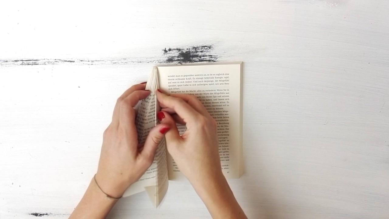 Tannenbaum Buch.Tannenbaum Aus Einem Buch Falten