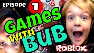 Roblox Live Games with Bub