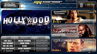 WWE 2K15 Gameplay : MyCareer PS4 & XBOX One – WWE Studios Movies