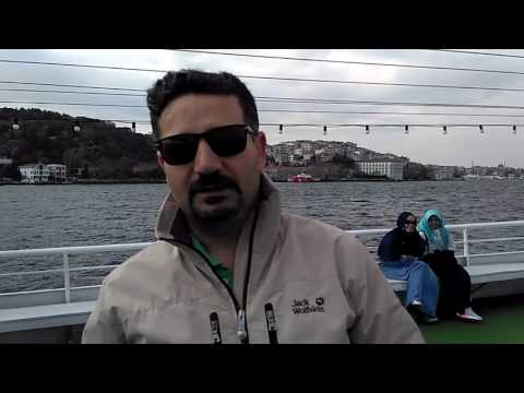 Aydin, Guide Who Dances w/ Princess on The Marmara Sea, Istanbul