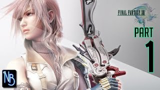 Final Fantasy XIII Walkthrough Part 1 (No Commentary)