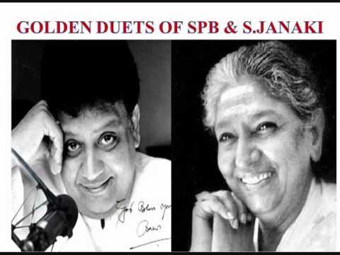 SP Balasubramaniyam & S.Janaki - Malligai Poo Azhagil Paadum (tamil Duet)