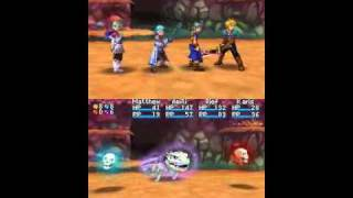 Golden Sun Dark Dawn No exp run Boss #7 Sludge