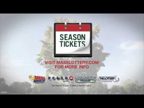 Massachusetts State Lottery - Season Tickets