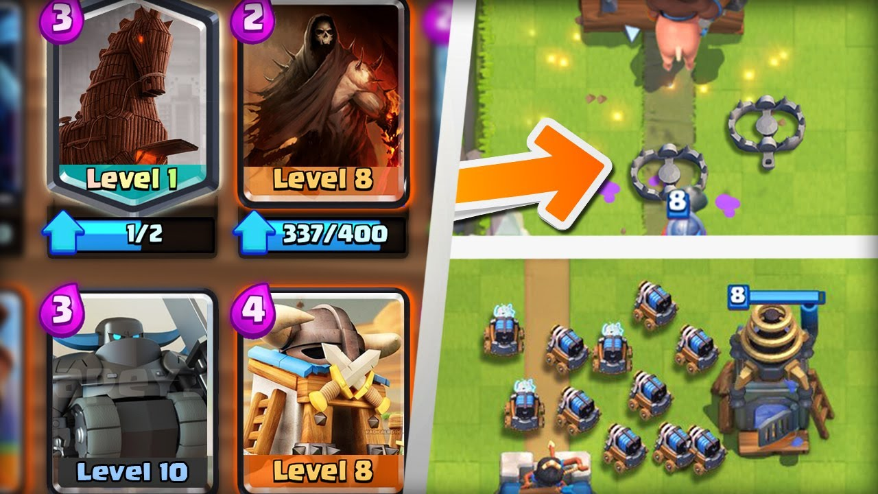 Hero Royale Cards Clash