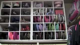 My Closet Tour!! (Master Bedroom)