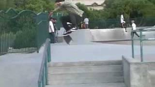 Paddy O'connor Skate Park Footage