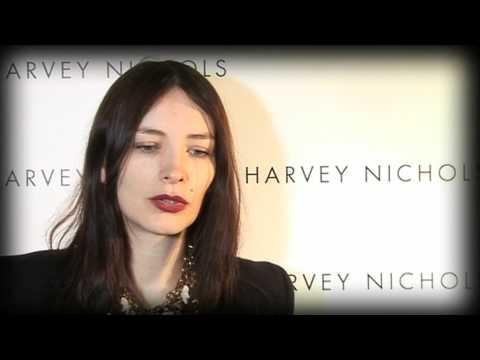 Harvey Nichols' HNTV interviews designer, Roksanda Ilincic.