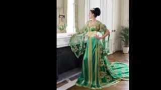 Collection Negafa Nadya Caftan de luxe marocain