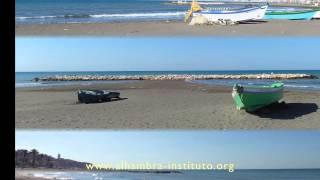 Malaga city beaches, beach Malagueta, beach El Palo, beaches Pedralejo