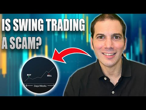 Swing Trading is a SCAM & Swing Traders are FRAUD Victims