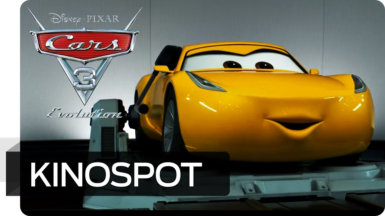 Cars 3 Evolution Charakter Cruz Disney Pixar Hd Youtube