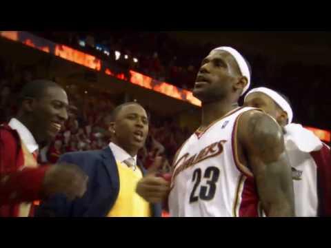 Kanye West's Amazing Video LeBron James 2009 NBA MVP