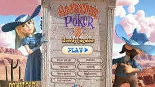Governor of Poker 2 Online - Free Game: ARCADEpolis.com (Preview & Play)