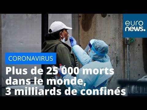 Coronavirus : plus
