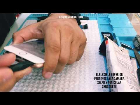 a7823b183d4 COMO CAMBIAR PANTALLA DE IPHONE 8 PLUS - YouTube