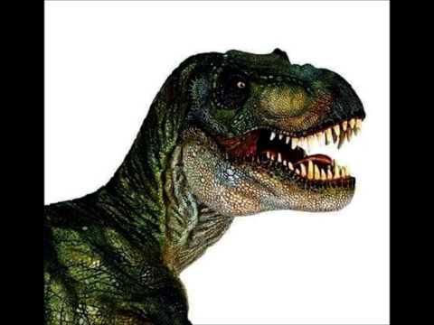 T rex roar test