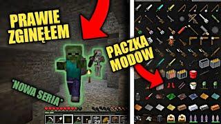 Minecraft Tekkit (PL) Odcinek 1 - Paczka Modów