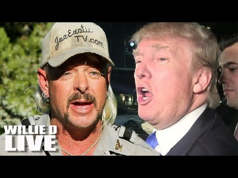 JOE EXOTIC Says Guess I'm 'TOO GAY' To Get A Pardon!!! Rips Trump for the Snub