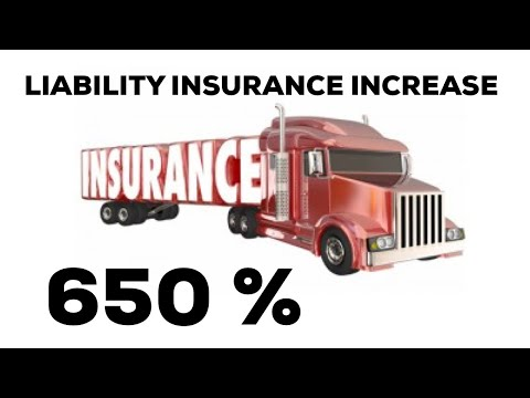 Owner Operator Liability Insurance Proposal Set At $4.9 Million