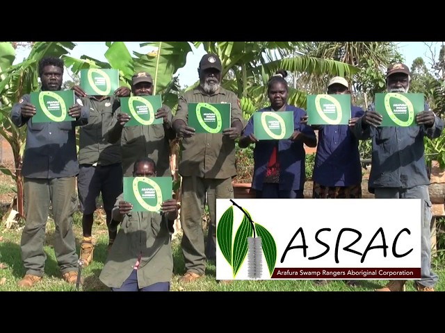 Planning for Healthy Country in the Arafura Swamp region of Arnhem Land Video