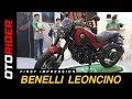 Benelli Leoncino 2017 First Impression ? Indonesia | OtoRider | Supported by GIIAS 2017