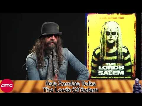 Rob Zombie Talks LORDS OF SALEM with AMC