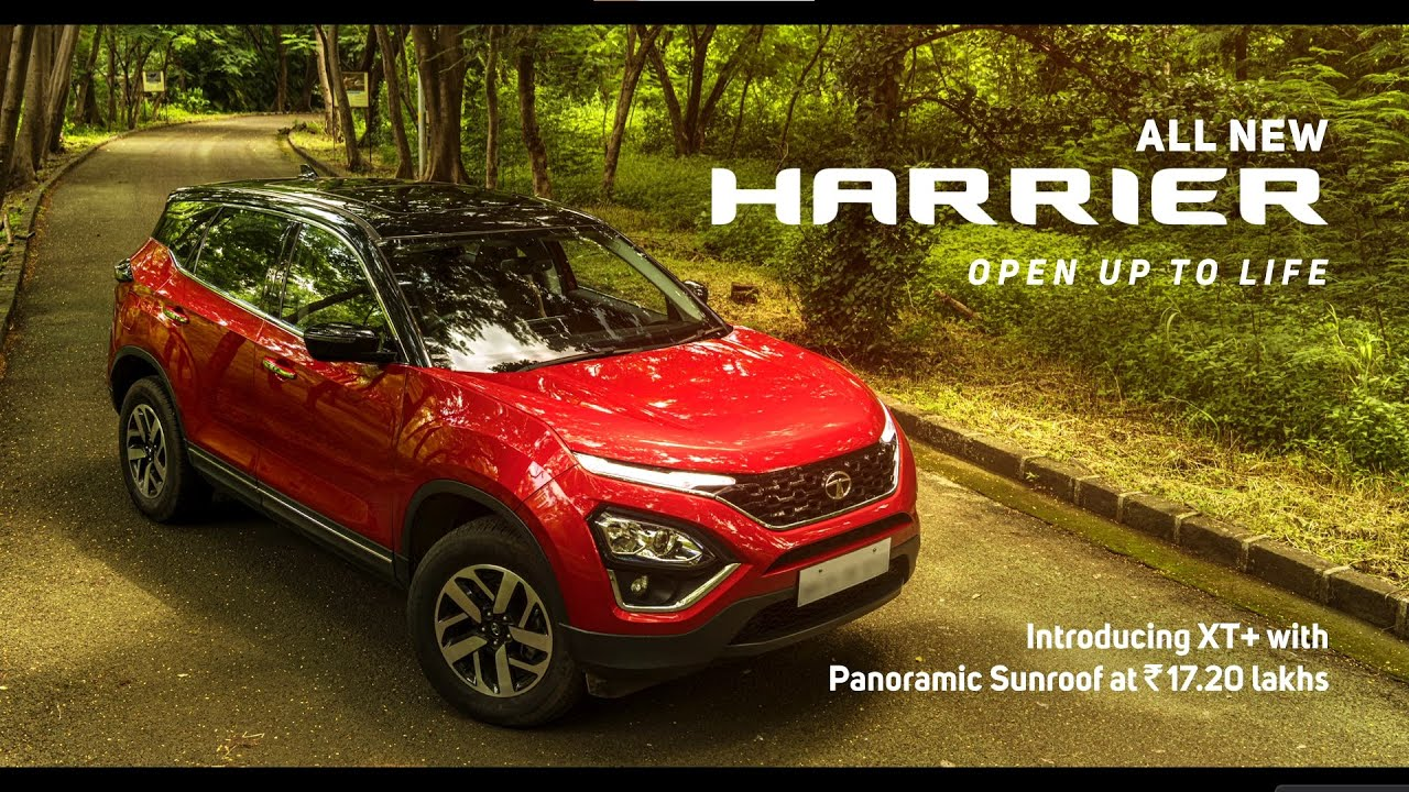 All New Harrier | Open Up To Life