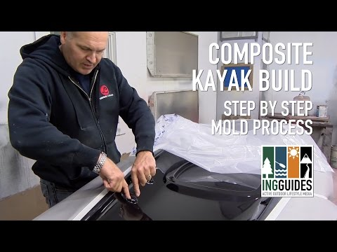 Composite Kayak Build Step by Step Discussion