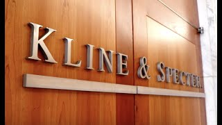Kline & Specter Look at Our Record Video by Wendy Saltzman Philly Power Media