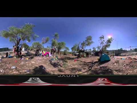 360° Video   Migrants Crisis  The Whole Picture