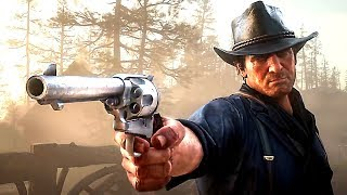 RED DEAD REDEMPTION 2 - 10 Minutes Gameplay Trailer (2018)