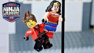 Lego Ninja Warrior Superhero Champion League Episode3