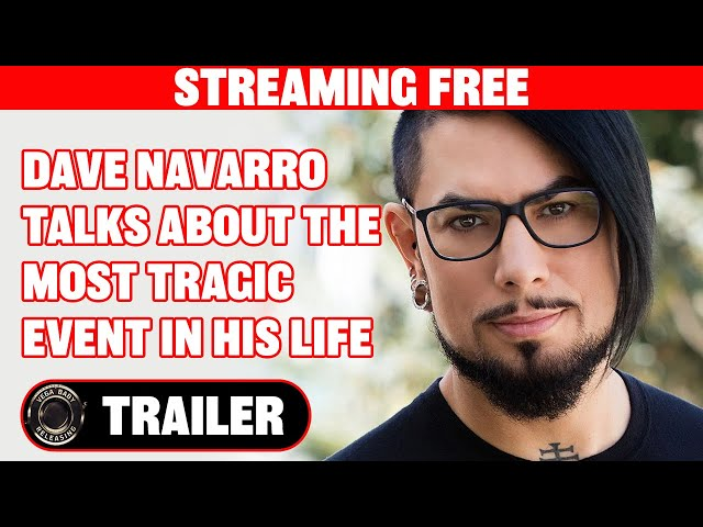 MOURNING SON Trailer - Dave Navarro Documentary Movie