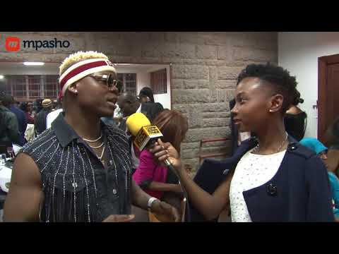 Harmonize confirms dating rumours, Talks working with Willy Paul