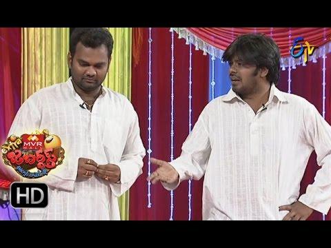 Sudigaali Sudheer Performance | Extra Jabardsth | 10th March 2017 | ETV  Telugu