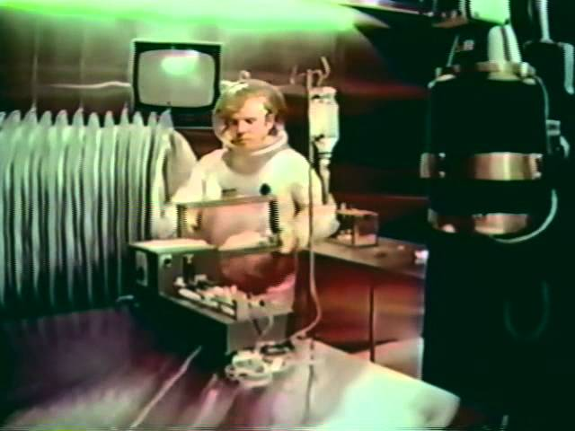 """Behind the scenes of """"The Andromeda Strain"""" 1971 featurette"""