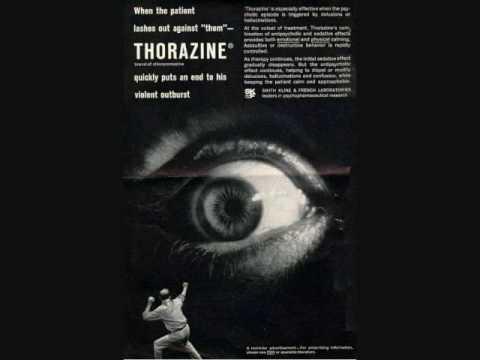 Thorazine Shuffle - Bongos, Bass & Bob