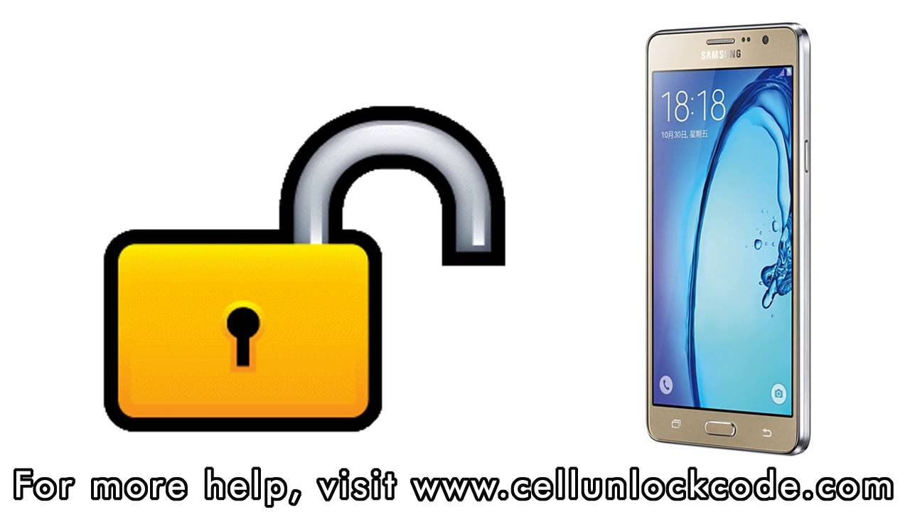 How to Unlock Any Samsung Galaxy On5 Using an Unlock Code